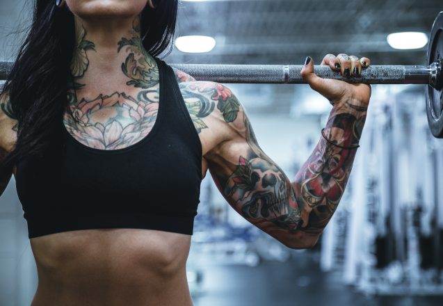 Make A Resolution To Build Some Muscle This Year